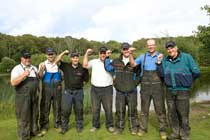 Course Fishing at Bron Eifion